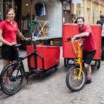 marchandises cargo bike vienne