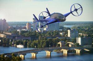 agenda transport futur drone