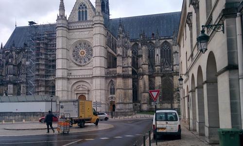 aires cathédrale