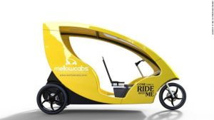 Innovations Mellowcabs