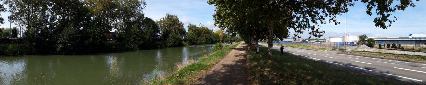 Logistique fluviale