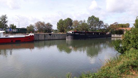 Péniche-Toulouse